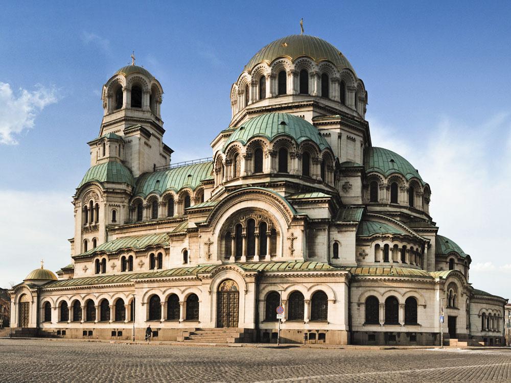 St. Aleksander Nevski