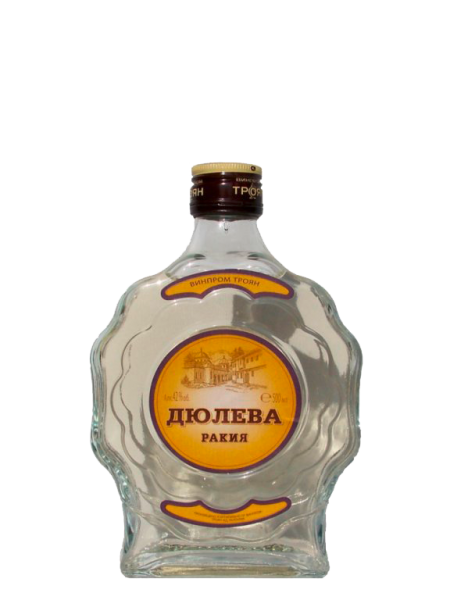 "QUITTENBRAND ""DJULEVA RAKIA"" 42% vol, Troyan"