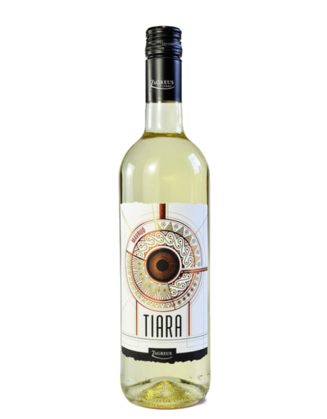 """Weißwein WHITE MAVRUD """"TIARA"""" Zagreus"""