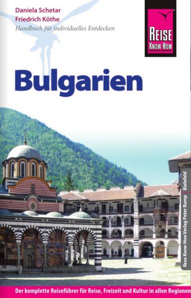 REISERFÜHRER BULGARIEN