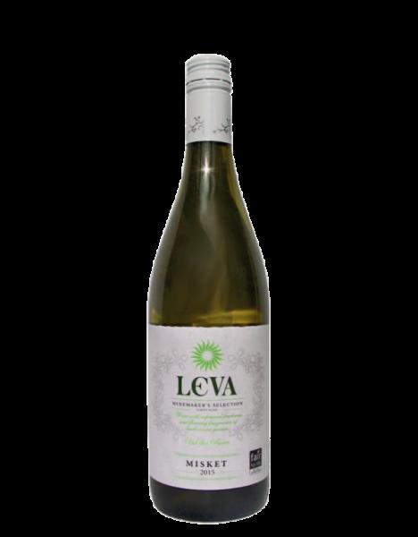 """Weißwein MISKET """"LEVA"""" Slavyantsi"""