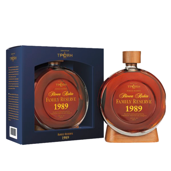 "Pflaumenbrand SLIVOVA ""FAMILY RESERVE"" Single Barrel"