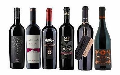 Probierpaket mit 6 TOP-Rotweinen Bulgariens