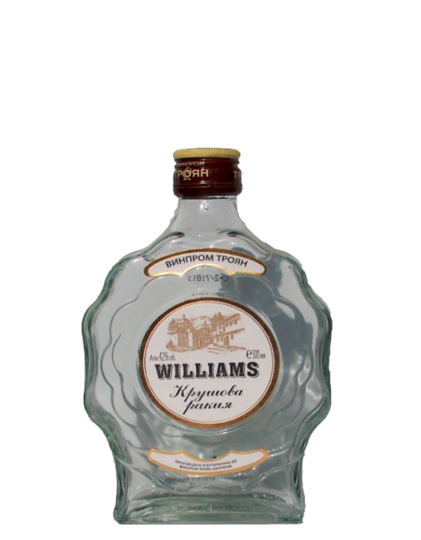 "BIRNENBRAND ""WILLIAMS CHRIST"" Rakia, 42% vol."