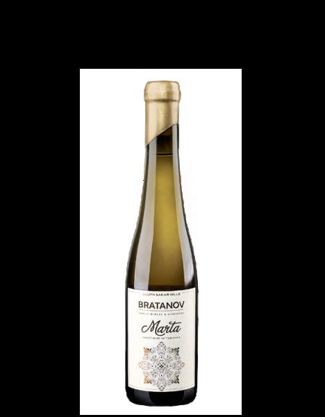 "Weißwein TAMIANKA ""MARTA"" edelsüß Bratanov, Harmanli"
