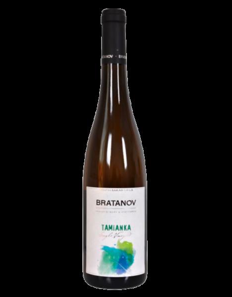 "Weißwein TAMIANKA ""SINGLE VINEYARD"" Bratanov, Harmanli"